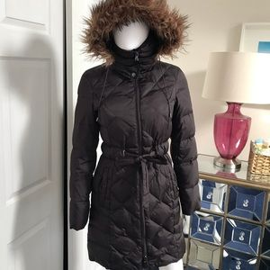 Kenneth Cole Reaction Winter Puffer Coat XS